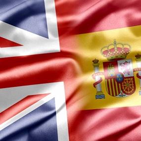 British Population in Spain