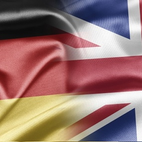 british expats in germany